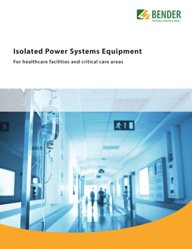 Isolated Power Systems Equipment