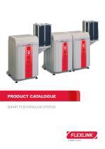 SMART PCB handling system