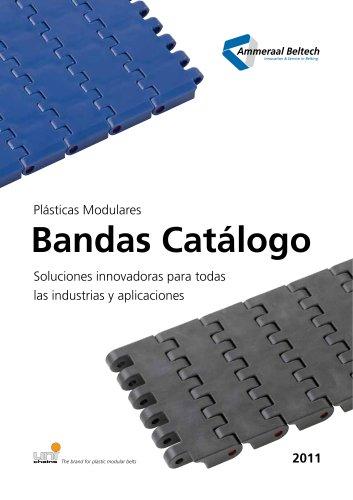 CATÁLOGO DE BANDAS