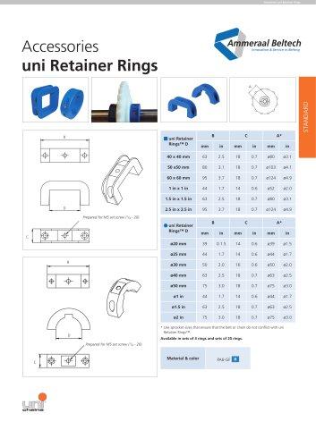 uni Retainer Rings