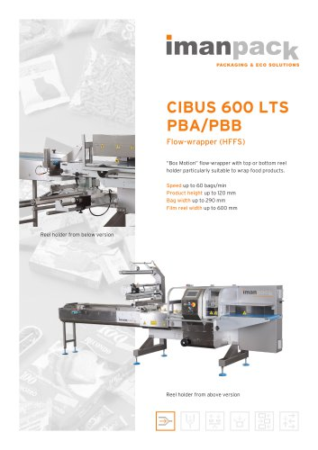 Cibus 600 LTS Pba-Pbb