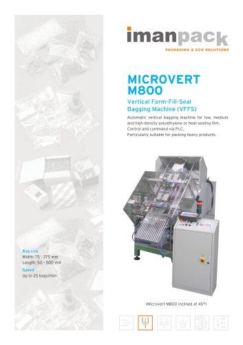 Microvert M800