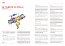 Polipasto eléctrico de cable - Serie DRH - 6