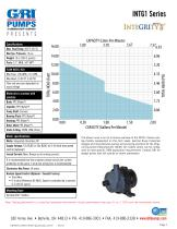 INTG1 Series Circulation Pumps