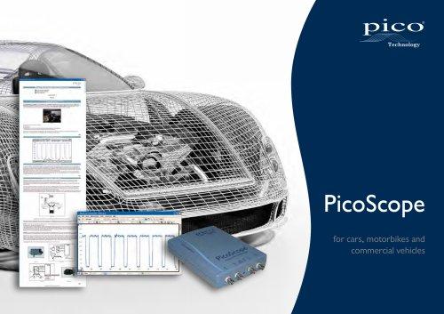 PicoScope Vehicle Diagnostics