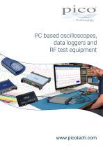 Test & Measurement catalog