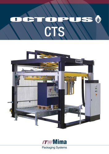 wrapping machine CTS