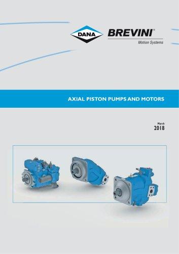 Axial piston Pumps and Motors
