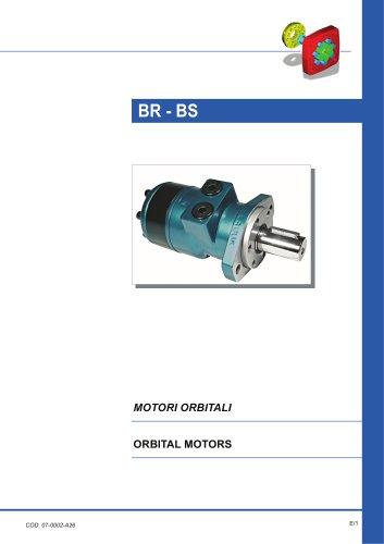 BR-BS Orbital Motors