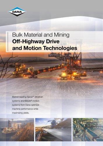 Bulk Mining Industrail