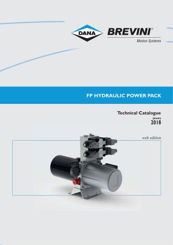 FP Hydraulic power pack