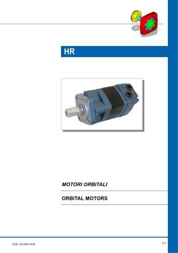 HR Orbital Motors