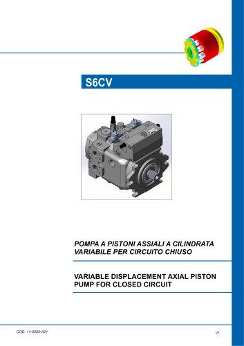 S6CV Pumps