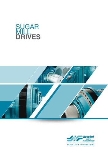 Sugar mill drives