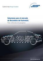 Soluciones para el mercado de Recambios del Automóvil