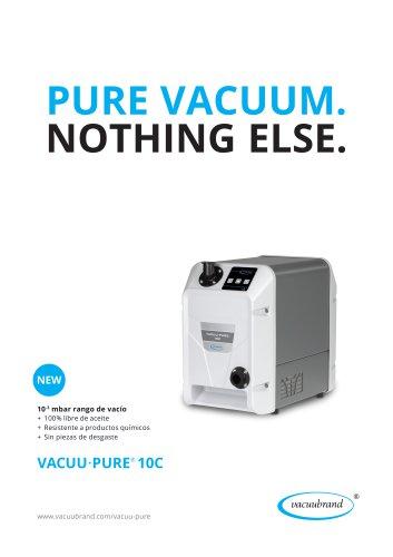 VACUU·PURE® 10C