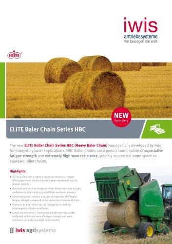 ELITE Baler Chain Series HBC
