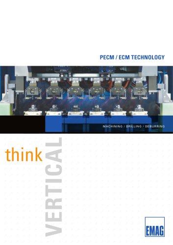 ECM-/PECM-Machines
