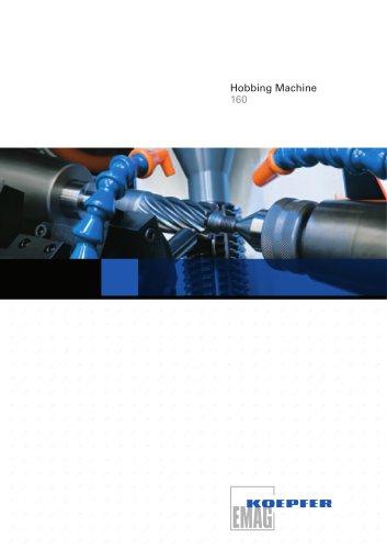 Gear Hobbing Machines - K 160