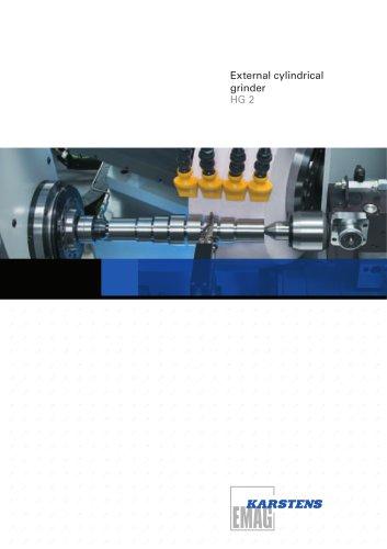Grinding Machine - HG 2