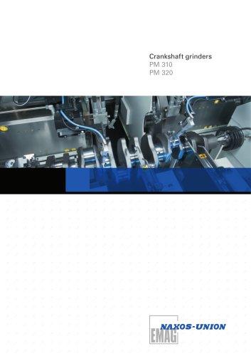 Grinding Machine - PM 310-320