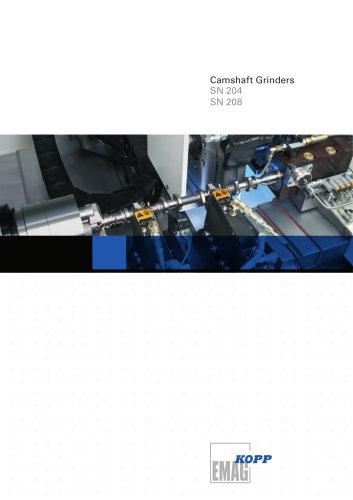 Grinding Machine - SN 204-208