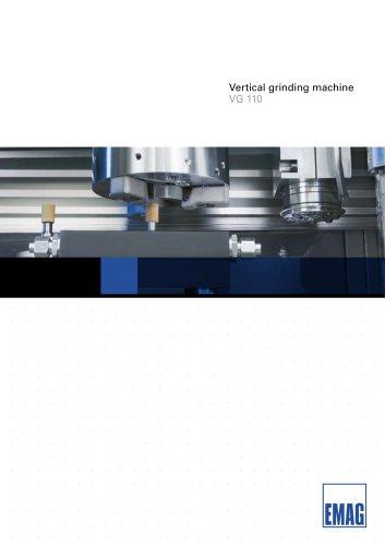Grinding Machine - VG 110