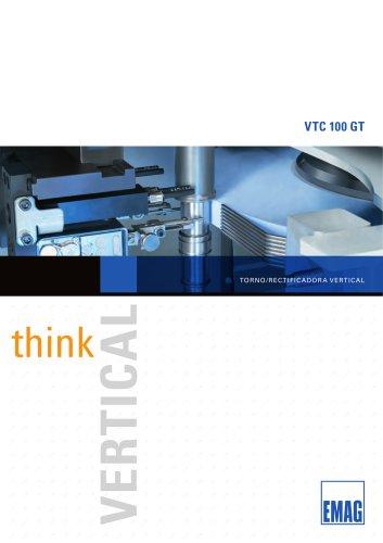 Máquina torno - VTC 100 GT