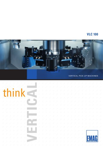 Turning Machine - VLC 100/200/300/400