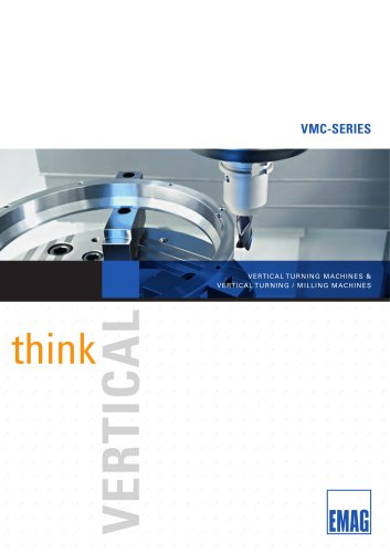Turning Machine - VMC