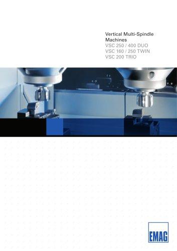Turning Machine - VSC DUO twin