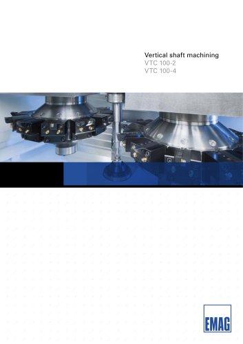 Turning Machine - VTC 100-2/100-4