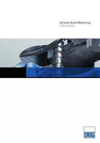 Turning Machine - VTC 315 DS