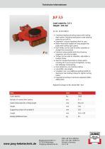 JLF 3,5 Product Details