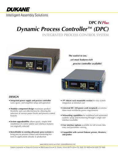 DPC IV Plus Dynamic Process Controller