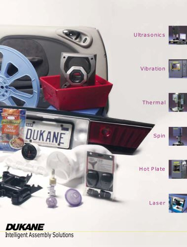 Dukane Assembly Solutions Brochure