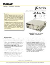 iQ Auto-Plus Ultrasonic Power Supply