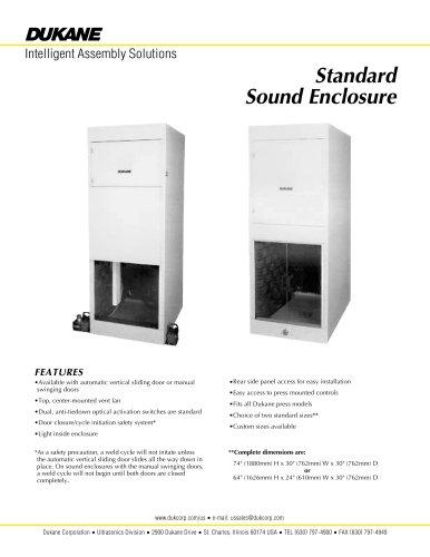Standard Sound Enclosure