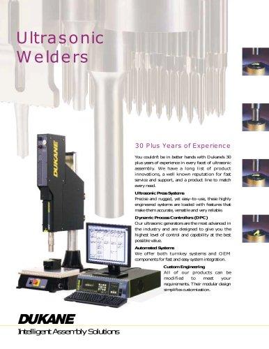 Ultrasonic Welders