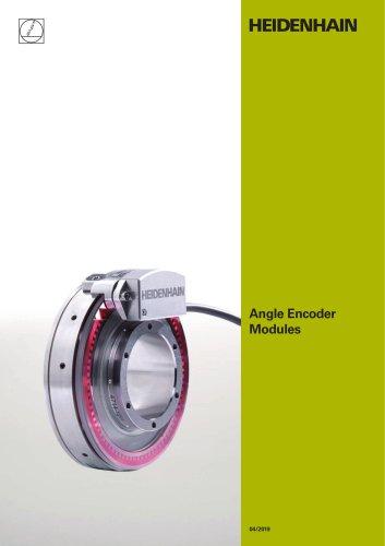 Angle Encoder Modules