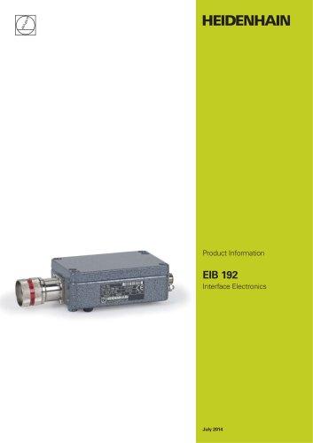 EIB 192 External Interface Box