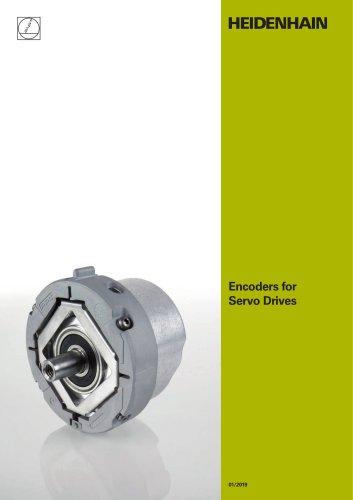 Encoders for Servo Drives