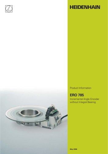 ERO 785 Incremental Angle Encoder without Integral Bearing