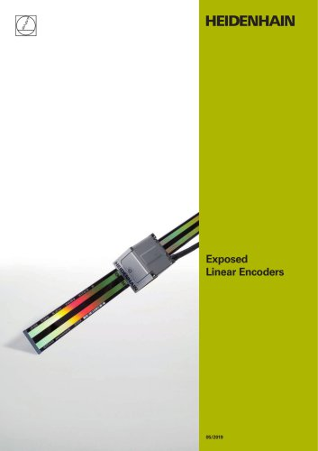 Exposed Linear Encoders
