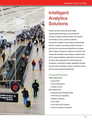 Intelligent Analytics Solutions