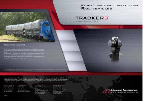 Rail vehicles: Wagon construction, locomotive construction (Flyer)
