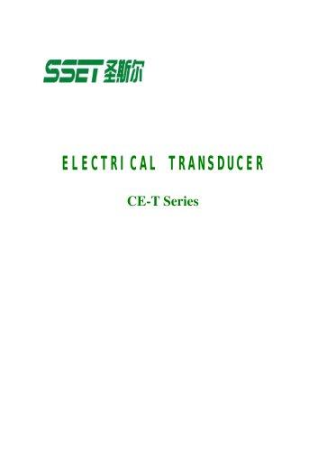 Analog Electrical Transducer.