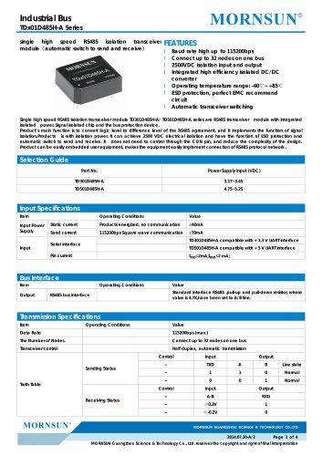 TDx01D485H-A