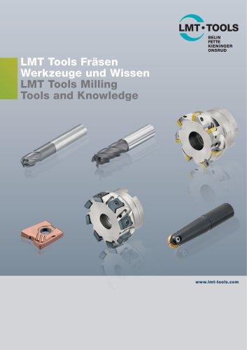 Catalogue Milling LMT Tools