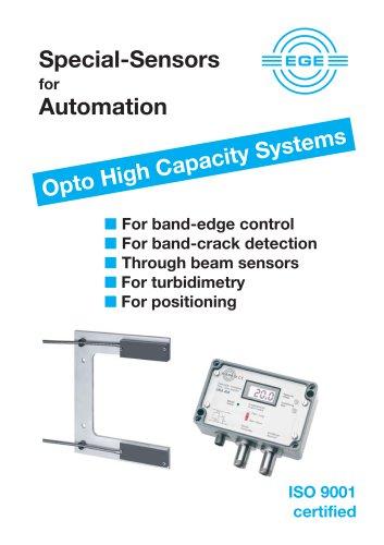 Opto high capacity systems